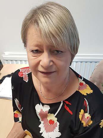 Mary Harvey – Managing Director